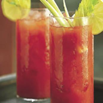 Рецепт коктейля Кровавая Мери