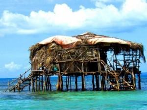 бар в море