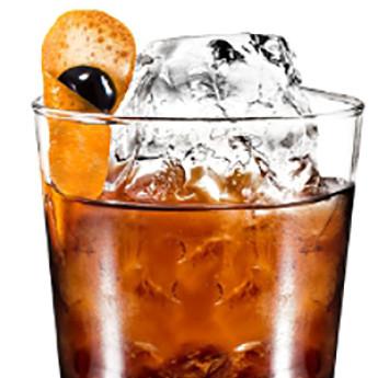 Рецепт коктейля Черный русский (Black Russian cocktail)