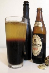 Рецепт коктейля Черный вельвет (Black Velvet cocktail)