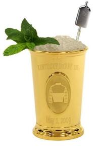 Рецепт коктейля Мятный джулеп (Минт Джулеп) (Mint julep cocktail)
