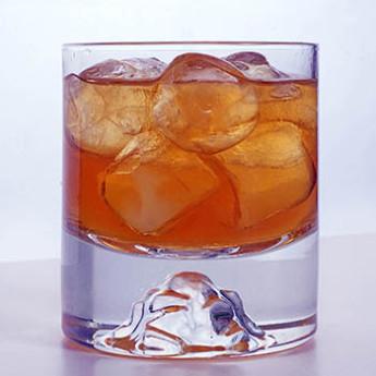Рецепт коктейля Крестный отец (Godfather cocktail)