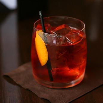 Рецепт коктейля Негрони (Negroni cocktail)