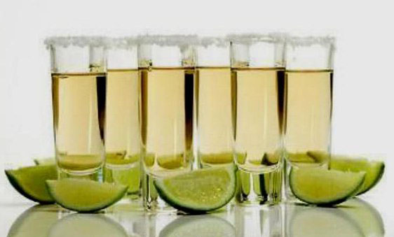 Рецепт коктейля Текила бум (Tequila boom, Rapido)