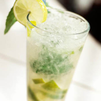 Рецепт коктейля Московский мул (Moscow mule cocktail)
