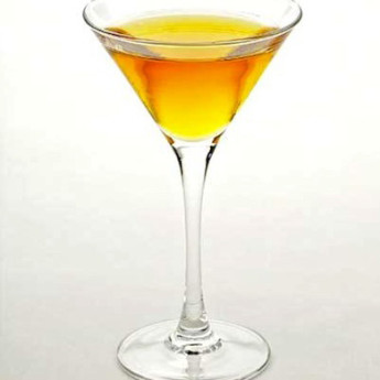 Рецепт коктейля Стингер (Жалящий коктейль) (Stinger cocktail)