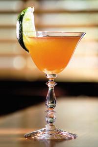 Призовой коктейль Дерби (Derby cocktail)