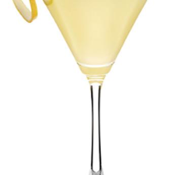 коктейль Лемон дроп мартини (Lemon drop martini cocktail)