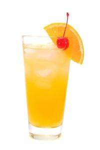 Коктейль Харви Волбенгер (Harvey Wallbanger cocktail). Плечистым серфингистам посвящается…