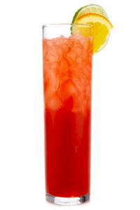 Старинный ямайский коктейль Пунш плантатора (Planter's punch cocktail)