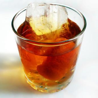 Адский коктейль с вермутом Какого черта
