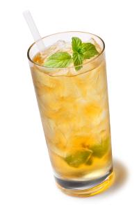 Коктейль с мятой Доломинт (Dolomint cocktail)
