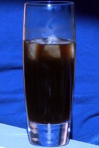 Да здравствуют перемены! Коктейль с ромом Бакарди Черная роза (Black rose cocktail)