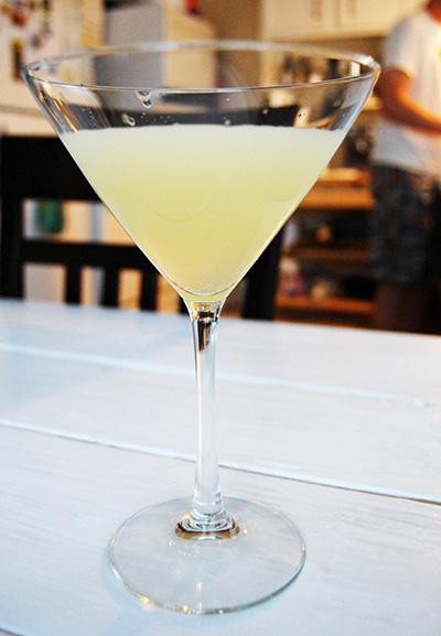 коктейль с медом Пчелка