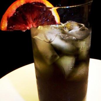 Коктейль с Кока-колой Черный хохол (Black Ukrainian cocktail)