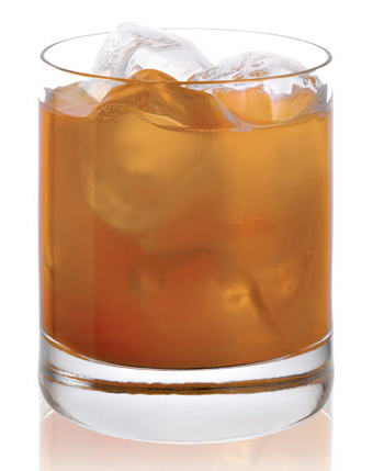 Коктейль с корицей Осенний восторг (Autumn Delight cocktail)