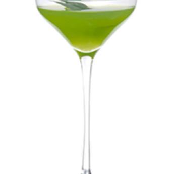 Зеленый коктейль Запретный плод