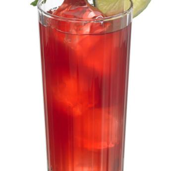 красный коктейль Скарлетт О'Хара (Scarlett O'Hara cocktаil)