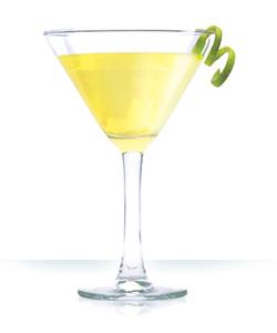 Вкусная и пьянящая Испания. Желтый коктейль Алькудия (Alcudia cocktail)