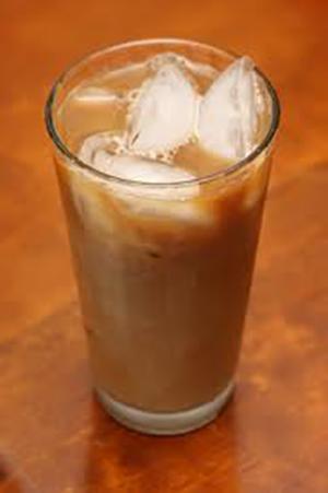рецепт коктейля с коньяком и ванильным мороженым