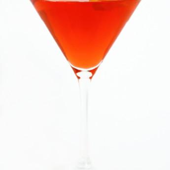 Марокканский коктейль с гранатовой водкой