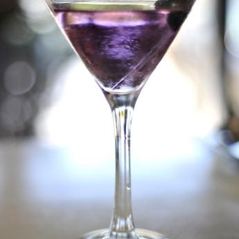 Черничный коктейль Паулиста с кашасой