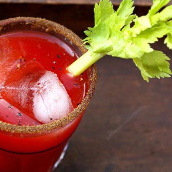 коктейль Кровавый Цезарь