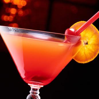 ромовый коктейль Кубинская роза (Cuban Rose cocktail)