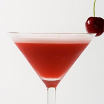 Винный коктейль Мартини гламурная девчонка