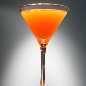 безалкогольный абрикосовый коктейль