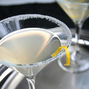 Имбирный мартини