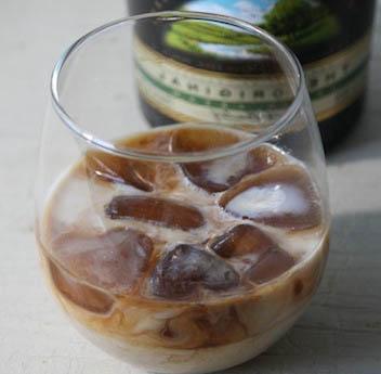коктейль Ирландский лед