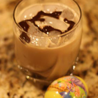 Коктейль Пасхальный заяц (Easter Bunny cocktail)