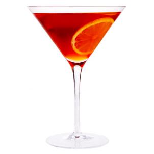 Клубный коктейль с бренди