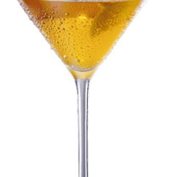коктейль Золотое восхищение