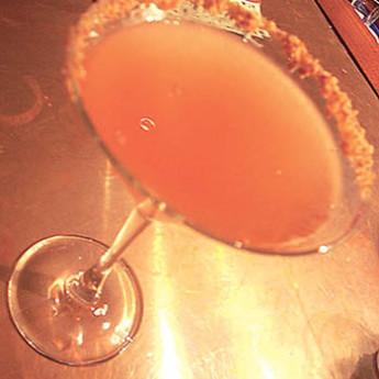 Осенний Яблочный крисп (Apple Crisp cocktail)