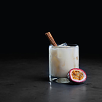 Пряная страсть (Spiced Passion Cocktail)