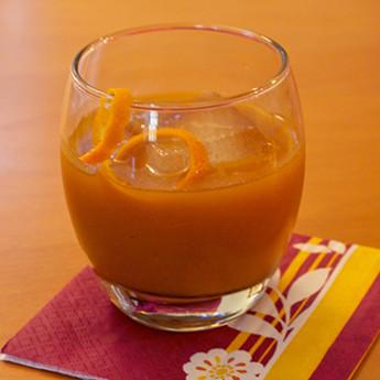 Рецепт коктейля Тыквенный Олд Фэшн (Pumpkin Old Fashioned Cocktail)