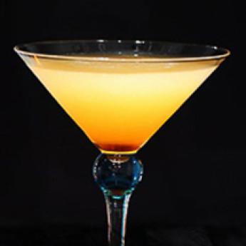 коктейль Золотой рассвет