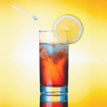 коктейль Чай с черемухой