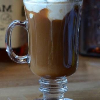 вкусный коктейль Кентукки кофе (Kentucky Coffee cocktail)