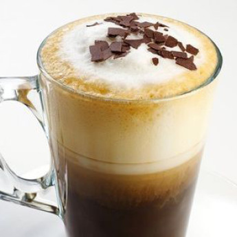 Барбадос горячий кофейный коктейль
