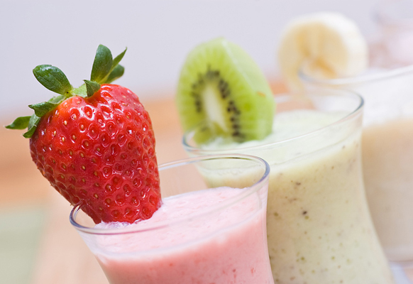 Молочный коктейль Прохлада