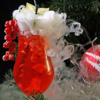 Новогодний Космо Источник: http://homecocktails.ru/novogodnij-kosmo/
