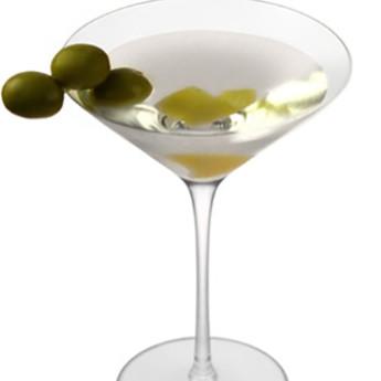 Коктейль водка мартини