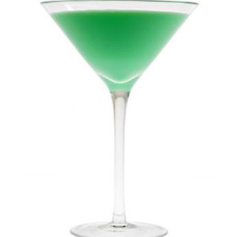 Рецепт коктейля Кузнечик (Grasshopper cocktail)