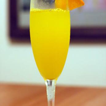 Рецепт коктейля Мимоза (Mimosa cocktail)