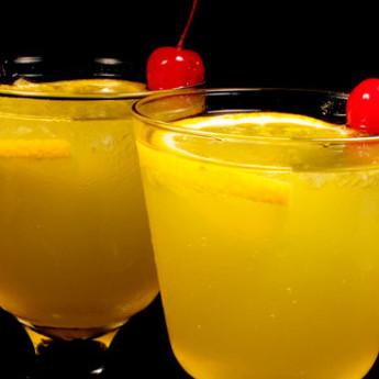 Рецепт коктейля Бронкс (Bronx cocktail)
