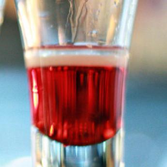 Рецепт коктейля Боярский (Boyarskiy shot cocktail)