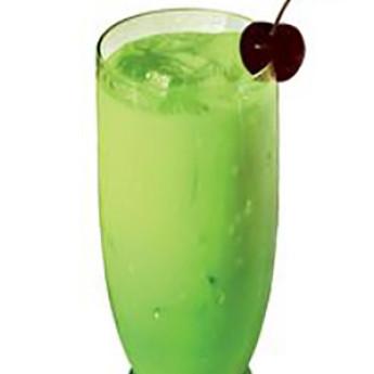 Рецепт коктейля Зеленый мексиканец (Green Mexican cocktail)